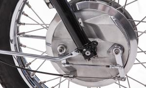BSA Rocket 3 - Wheels & Brakes