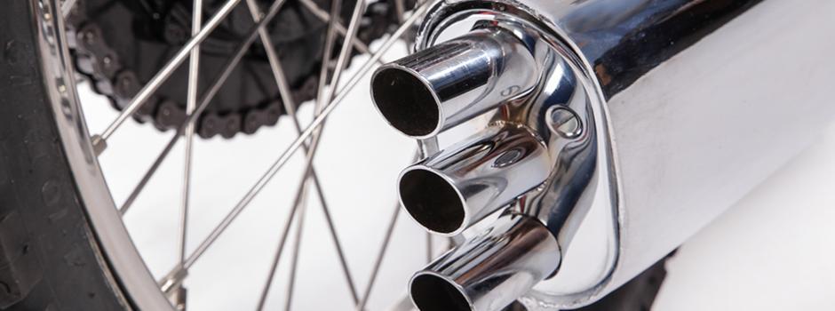 BSA Rocket 3 - Wheels & Brakes